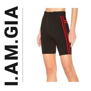 {I. Am. Gia} Astrid Bike Shorts